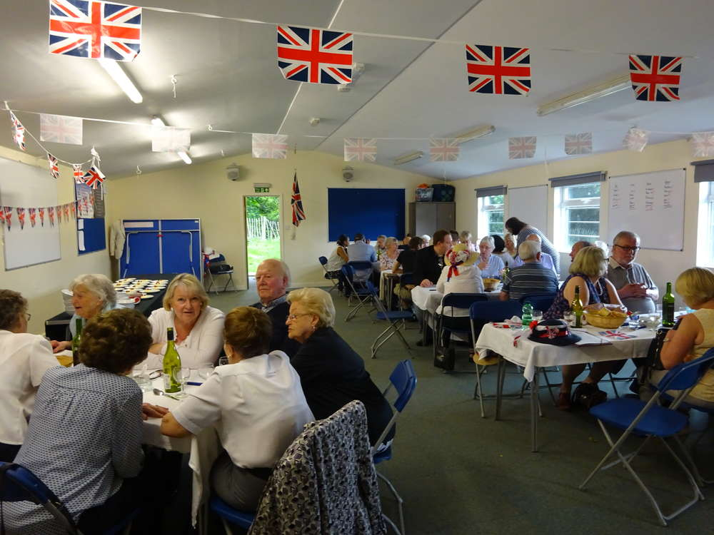 Queen's 90th Birthday Celebration lunch