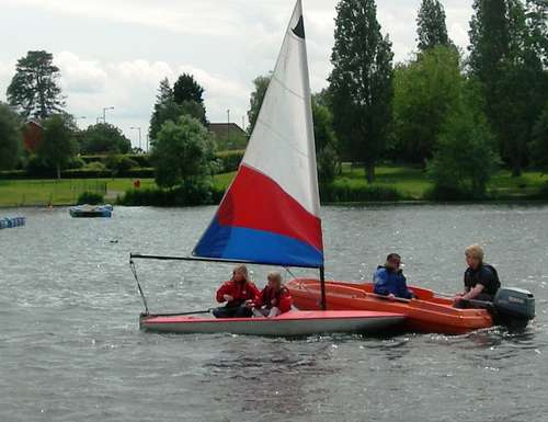 Cubs & Scouts Sailing